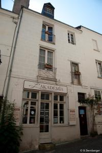 La Demeure Saint-Ours, Bed and Breakfasts  Loches - big - 21