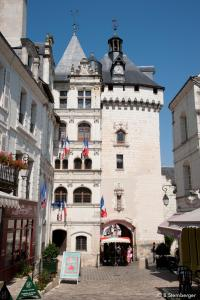La Demeure Saint-Ours, Bed and Breakfasts  Loches - big - 34