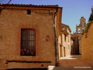 Casa Rural Maderolum