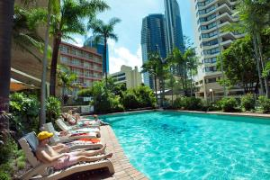 Islander Resort Hotel - Surfers Paradise, Queensland, Australia