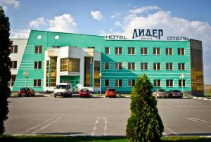 Отель Лидер