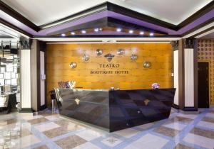 Отель Teatro - фото 10