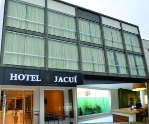 Nearby hotel : Hotel Jacuí