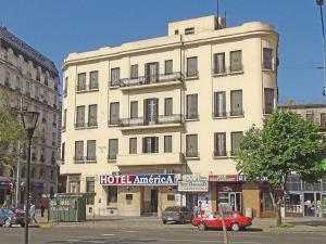 Hotel America, Hotel  Buenos Aires - big - 13