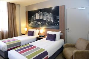 标准双床间- 设有2张单人床