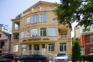 康提尼恩特酒店 (Kontinent Hotel)