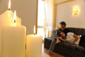 Hotel Vioz, Hotel  Peio Fonti - big - 17