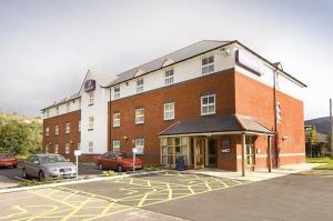 Эбб Вейл - Premier Inn Ebbw Vale
