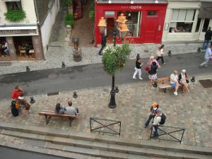 Les Calins d'Honfleur, Ferienwohnungen  Honfleur - big - 23