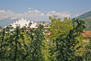 Residence Kronenwirt, Apartmanok  Parcines - big - 24