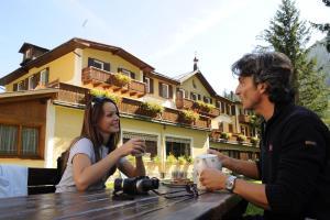 Hotel Vioz, Hotel  Peio Fonti - big - 36