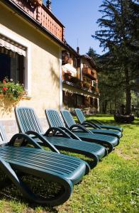Hotel Vioz, Hotel  Peio Fonti - big - 34