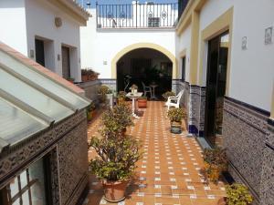 Hostal Málaga, Guest houses  Arcos de la Frontera - big - 56