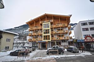 Appartementhaus Kristall at SchattbergXpress, Appartamenti  Saalbach Hinterglemm - big - 15