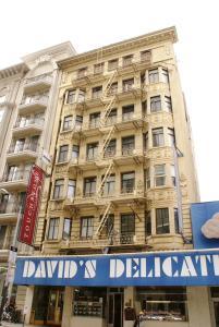 Touchstone Hotel - City Center, Szállodák  San Francisco - big - 39
