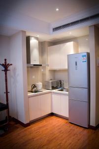 Chenlong Service Apartment - Yuanda building, Aparthotely  Šanghaj - big - 46