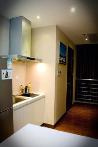 Chenlong Service Apartment - Yuanda building, Aparthotely  Šanghaj - big - 11
