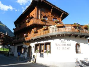 Hotel-Restaurant le Mazot - Zermatt