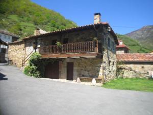 Casa de Aldea La Pornacal