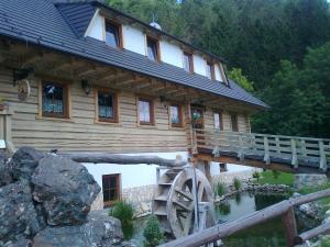 Penzión Mlynárka, Guest houses  Rajecké Teplice - big - 36