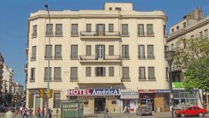 Hotel America, Szállodák  Buenos Aires - big - 1