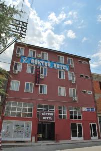 Отель Goktug Hotel, Эдирне