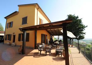 Leondina Country House, Panziók  Corinaldo - big - 20