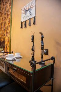 Orbita Boutique Hotel, Hotels  Shymkent - big - 14