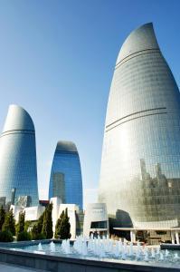 Отель Fairmont Baku - фото 4