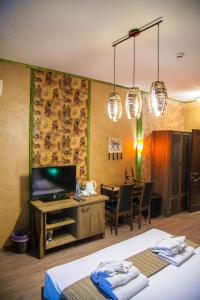 Orbita Boutique Hotel, Hotels  Shymkent - big - 23