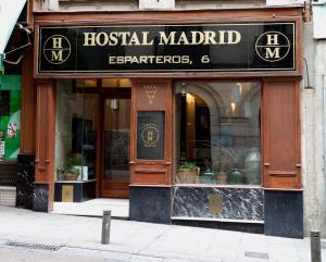 馬德里旅館 (Hostal Madrid)