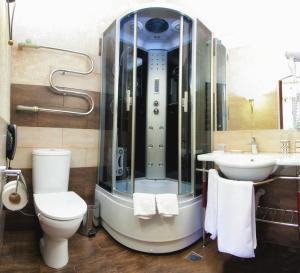 Orbita Boutique Hotel, Hotels  Shymkent - big - 26