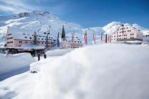 Arlberg Hospiz Hotel - Sankt Christoph am Arlberg