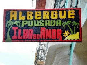 Nearby hotel : Albergue e Pousada Ilha do Amor