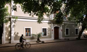 Villa Shanti, Hotel  Pondicherry - big - 40