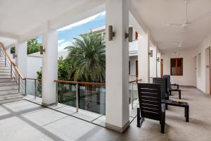 Villa Shanti, Hotel  Pondicherry - big - 47