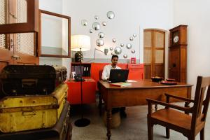 Villa Shanti, Hotel  Pondicherry - big - 42