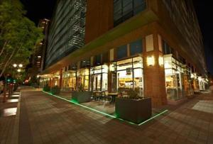 Nearby hotel : Greene Suites Jersey City