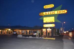 Classic Inn Motel, Motely  Alamogordo - big - 37