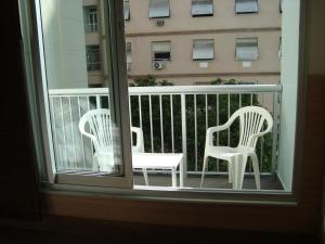 Alex Rio Flats Studio with Balcony, Apartmanok  Rio de Janeiro - big - 26