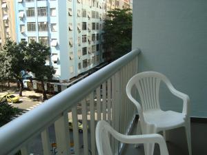 Alex Rio Flats Studio with Balcony, Apartmanok  Rio de Janeiro - big - 22