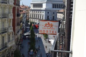Мадрид - Los Amigos Hostel