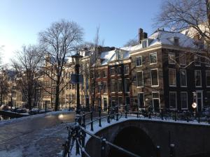 The Vanguard, Bed and Breakfasts  Amsterdam - big - 39