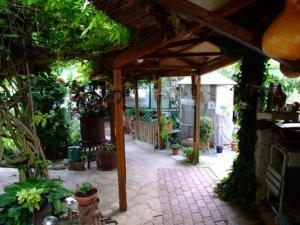 Grill Garten Vendégház
