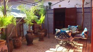 Ryad Bab Berdaine, Riads  Meknès - big - 145
