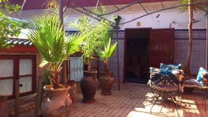 Ryad Bab Berdaine, Riads  Meknès - big - 147