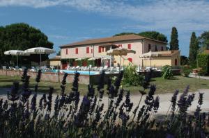 Residence Guardamare, Aparthotely  San Vincenzo - big - 41