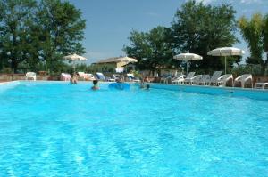 Residence Guardamare, Aparthotely  San Vincenzo - big - 40