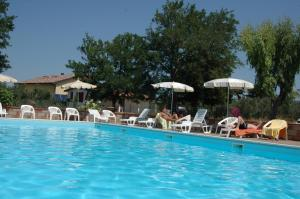 Residence Guardamare, Aparthotely  San Vincenzo - big - 43