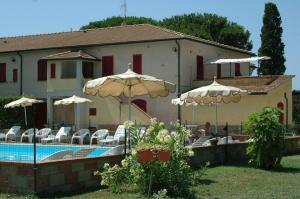 Residence Guardamare, Aparthotely  San Vincenzo - big - 36